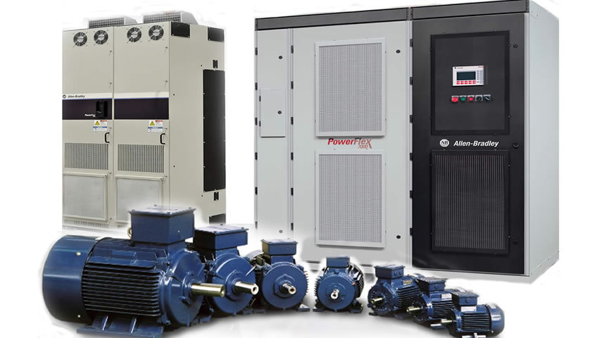 Motor And Variable Speed Drive Combinations Staro