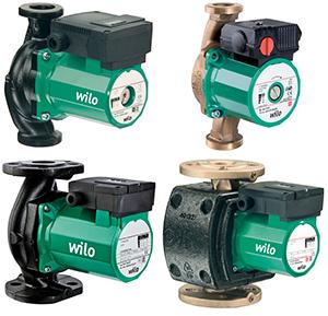 wilo borewell pump