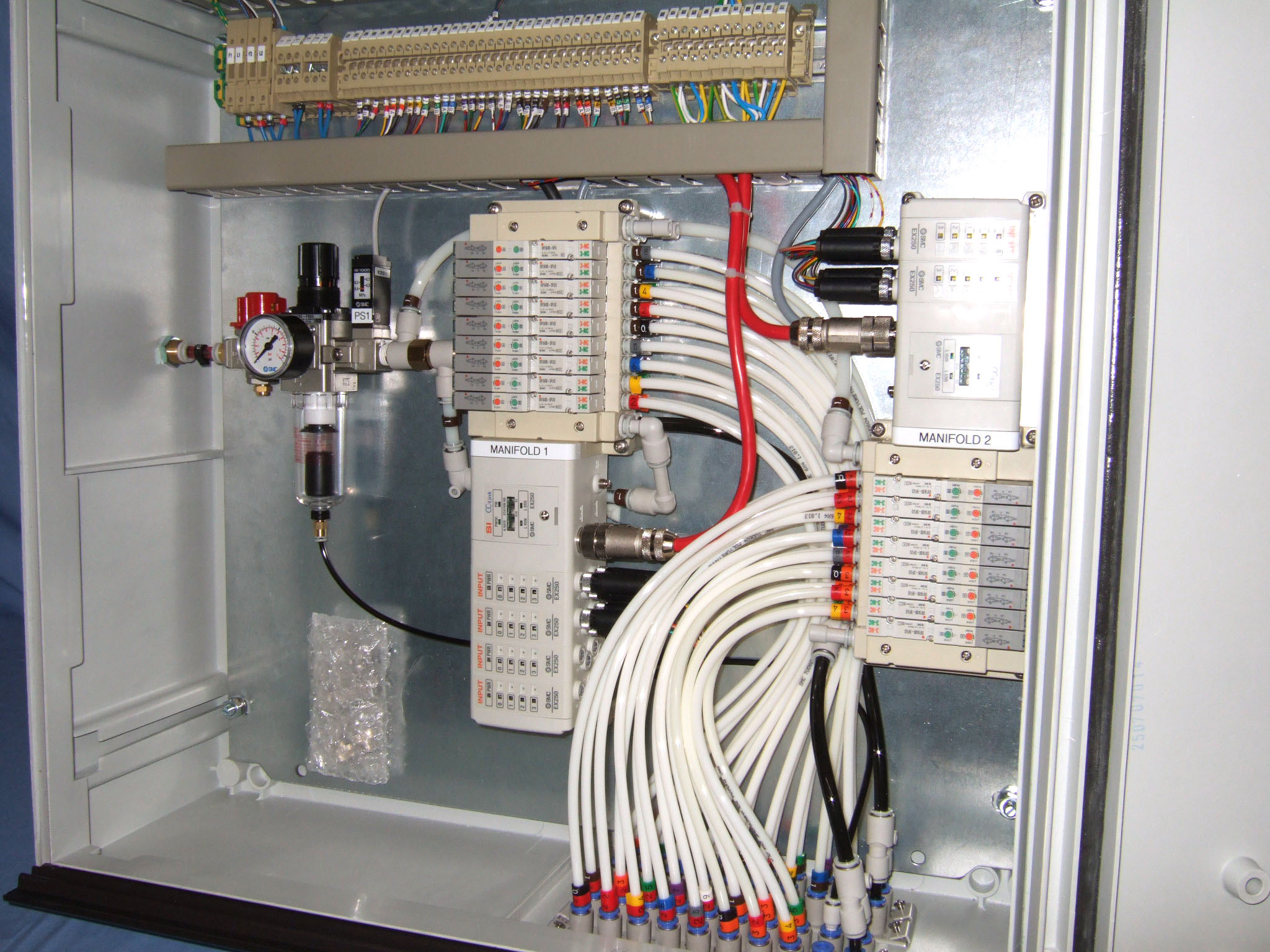 Pneumatic Control Systems Staro